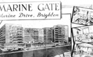 Marine Gate Advertisement